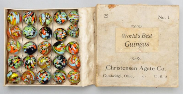 Christensen Guineas Box